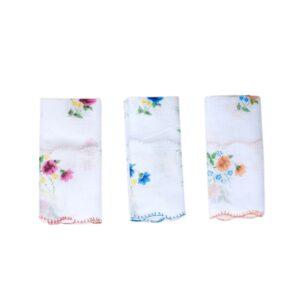 Handkerchief 3 Pack (Standard)