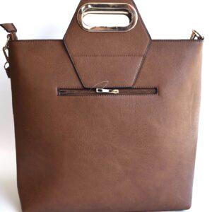 Square Shape Shoulder Bag