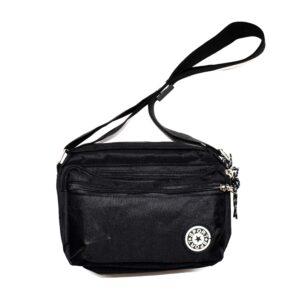 Cloth Bag W/Sport Logo W/4 Pockets
