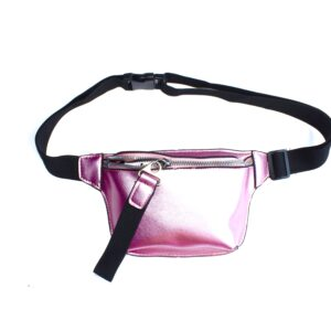 Leather Fanny Pack W 1 Pocket