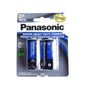 C Batteries/Panasonic