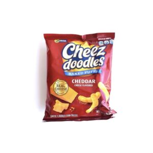 Wise Cheese Puffs