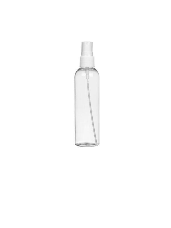 Spray Bottle Holds 2 Oz Of Fluid