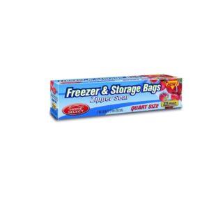 Quart Freezer/Storage Bags
