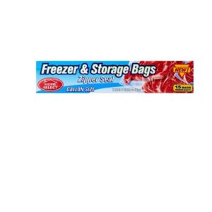 Gallon Freezer/Storage Bags