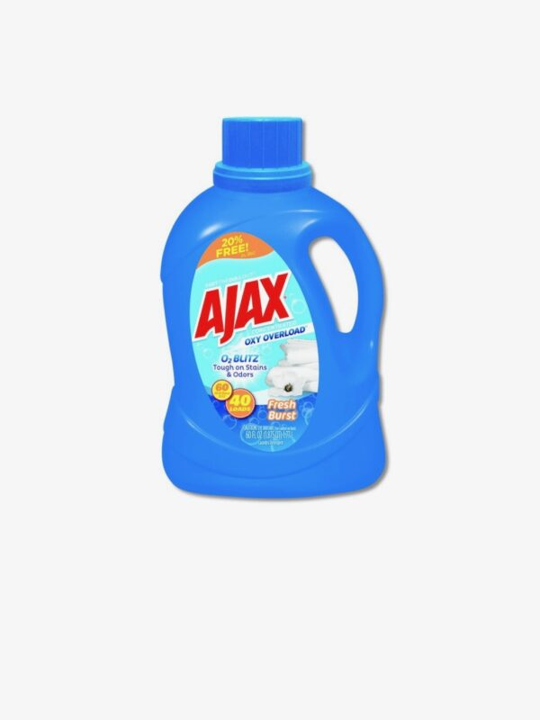 Ajax Concentrated Laundry Detergent